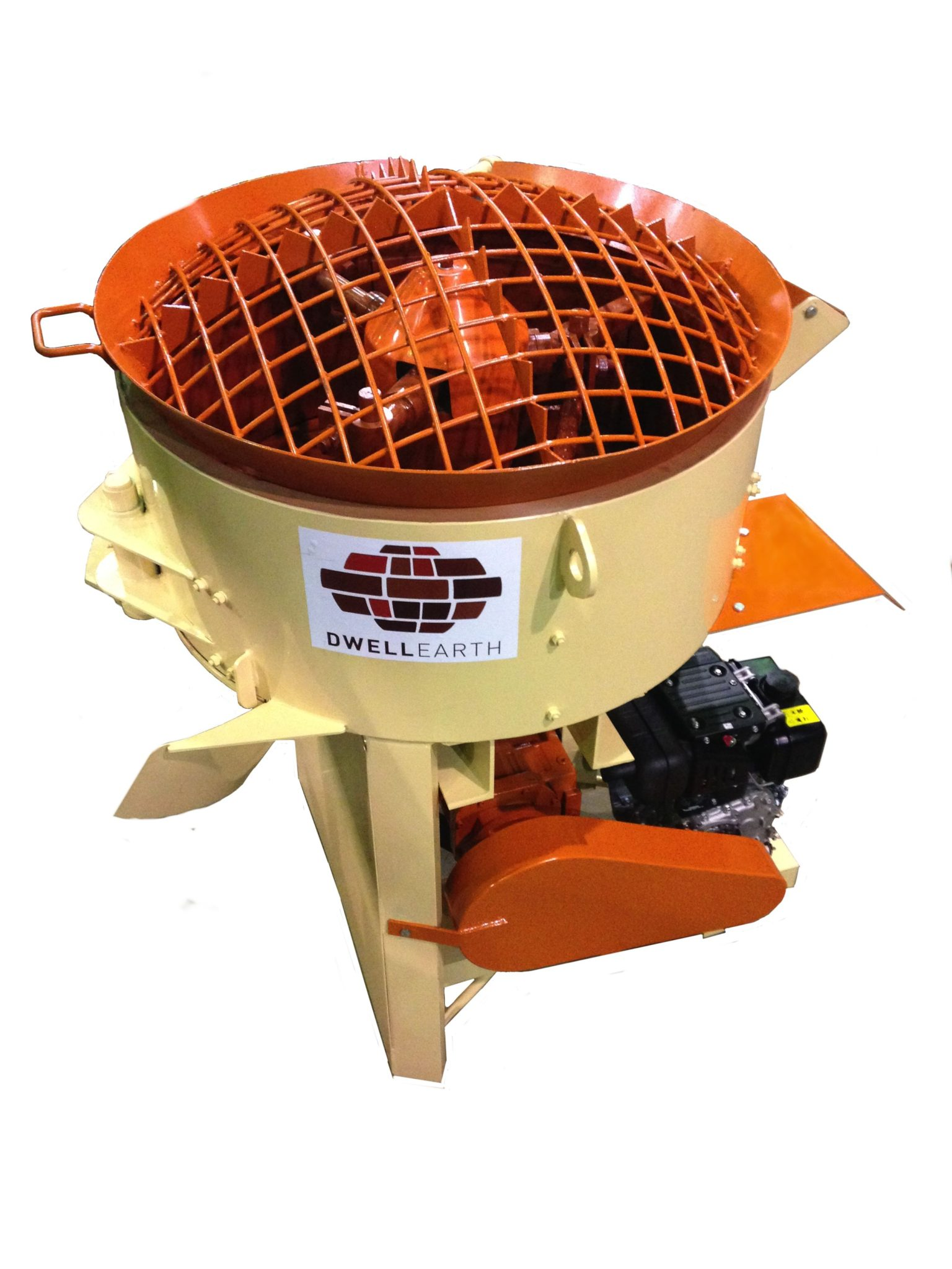 V200 Earth Block Mixer for Sale